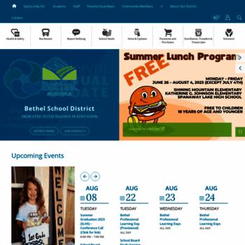 Bethelsd.org thumbnail