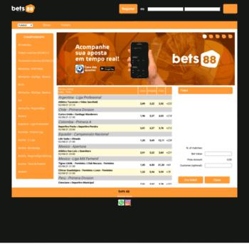 Bets88.com.br thumbnail