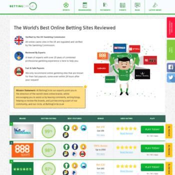 Bettingcircle.co.uk thumbnail