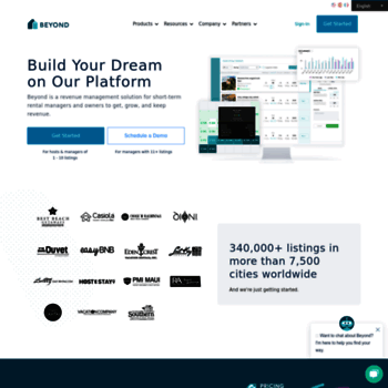 beyondpricing com at WI  Dynamic Pricing Tool for Airbnb