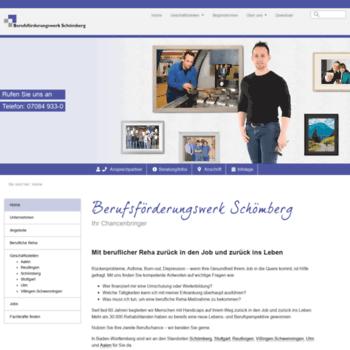 Bfw-schoemberg.de thumbnail