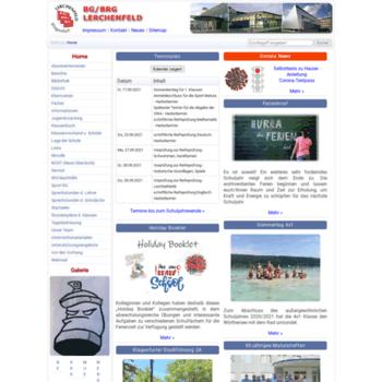 Bglerchenfeld.at thumbnail