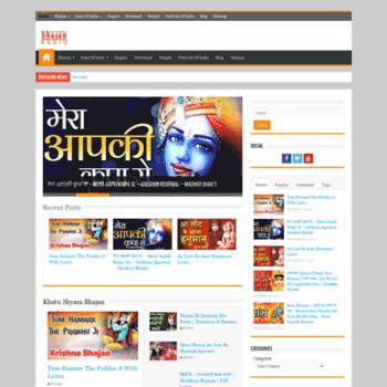 Bhajanradio.com thumbnail