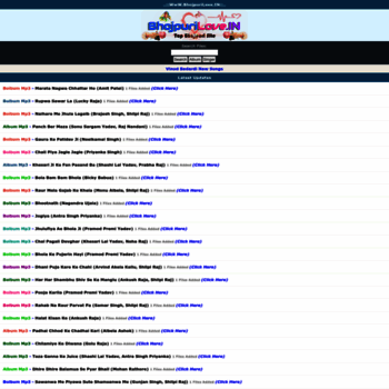 Bhojpurilove.in thumbnail
