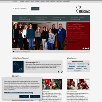 Biberach-riss.de thumbnail