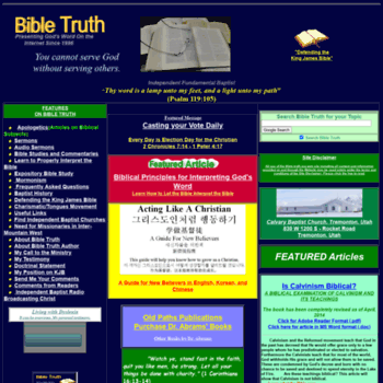 Bible-truth.org thumbnail