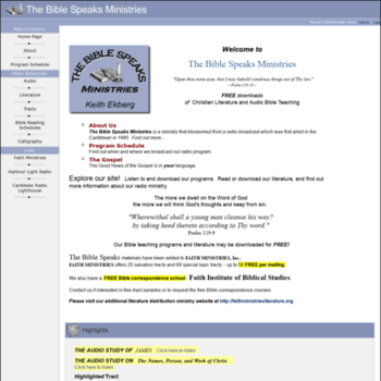 Biblespeaks.org thumbnail