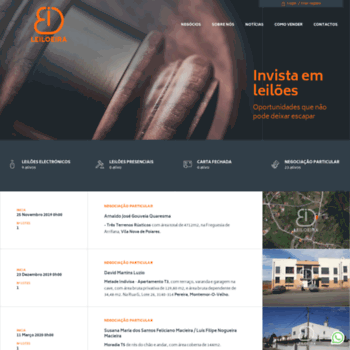 Bidleiloeira.pt thumbnail
