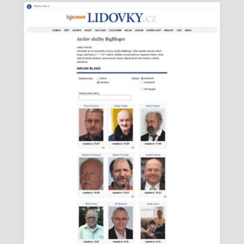 Bigbloger.cz thumbnail