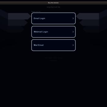 Bigcitymail.de thumbnail