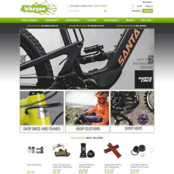 Bikegoo.co.uk thumbnail