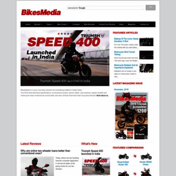 Bikesmedia.in thumbnail