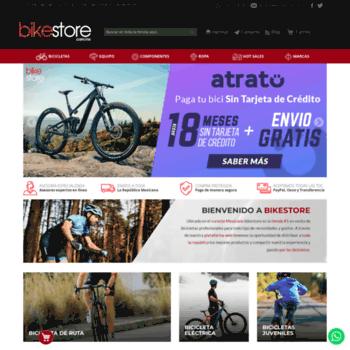 Bikestore.com.mx thumbnail