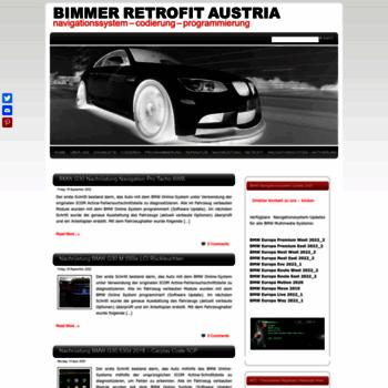 bimmerretrofit at at WI  Bimmer Retrofit Austria