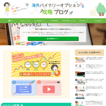 Binaryoption-blog.jp thumbnail