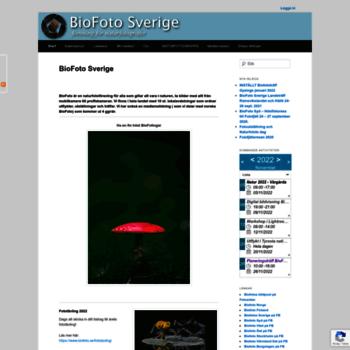 Biofoto.se thumbnail