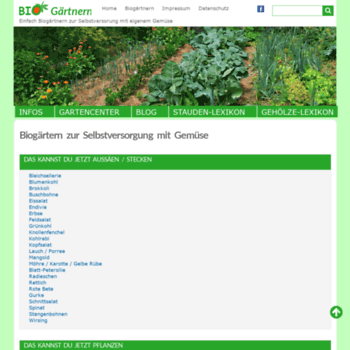 Biogaertnern.de thumbnail