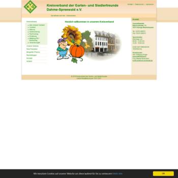 Biogartenprieros.de thumbnail