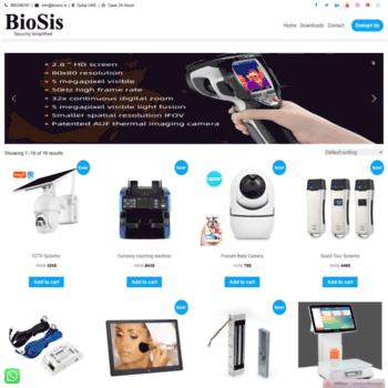 Biosis.in thumbnail