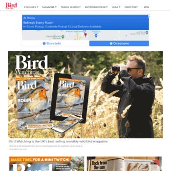 Birdwatching.co.uk thumbnail
