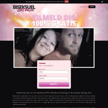 Ikke uhyggeligt dating site