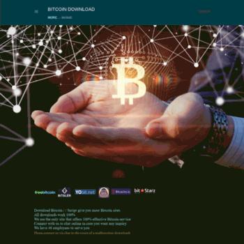 Bitcoindownload.net thumbnail