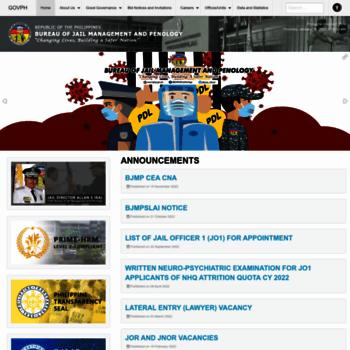 Bjmp.gov.ph thumbnail