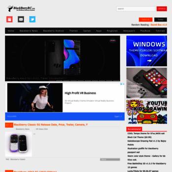 blackberryrc com at WI  Blackberry Themes free download, Blackberry