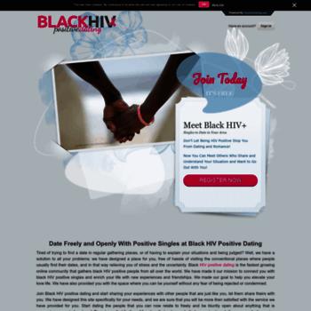 black hiv dating sites