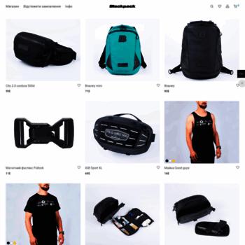 Blackpack.com.ua thumbnail