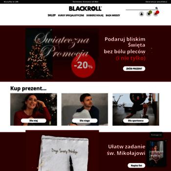 Blackroll.com.pl thumbnail