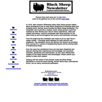 Blacksheepnewsletter.net thumbnail