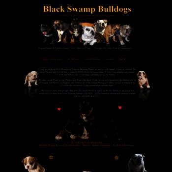 Blackswampbulldogs.com thumbnail