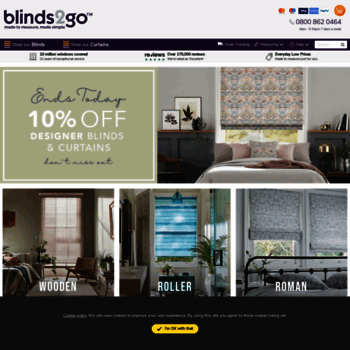Blinds 2go Co Uk Thumbnail