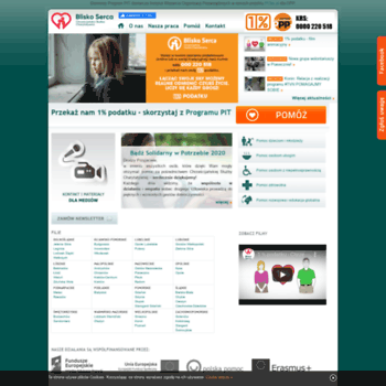 Bliskoserca.pl thumbnail