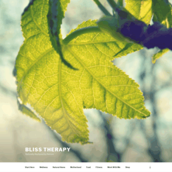 Blisstherapy.org thumbnail