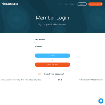 blockless com at WI  Blockless | VPN Client for Windows, Mac, Chrome