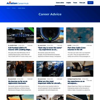 Blog.aviationjobsearch.com thumbnail