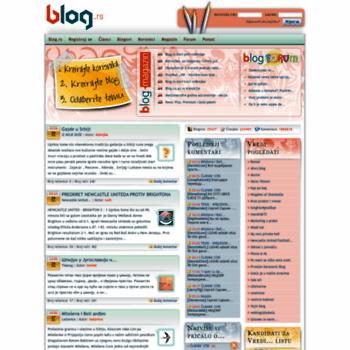 Blog.rs thumbnail