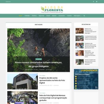 Blogdafloresta.com.br thumbnail
