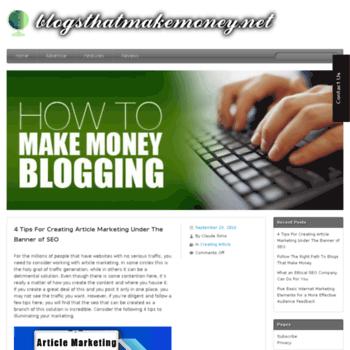 Blogsthatmakemoney.net thumbnail