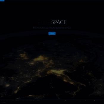 Blue-space.cz thumbnail