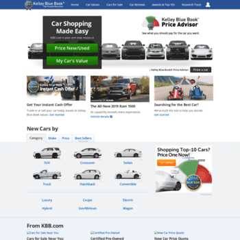 Kbb Com Cars Value >> Bluebookprice Com At Wi Kelley Blue Book New And Used Car