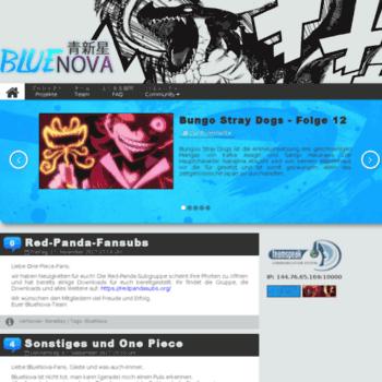 Bluenova.cc thumbnail