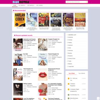 bluenovels net at WI  Best free books online for reading novel