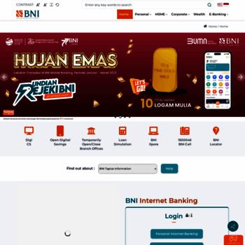 Bni.co.id thumbnail