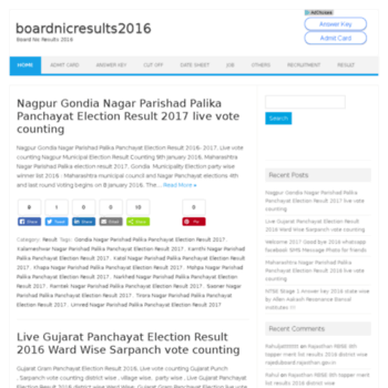Boardnicresults2016.in thumbnail