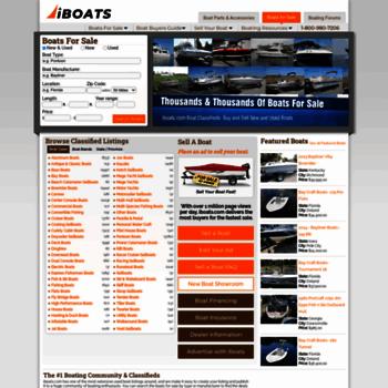 Boats.iboats.com thumbnail