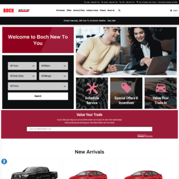 Boch New To You >> Bochnewtoyou Com At Wi Boch New To You Pre Owned Auto