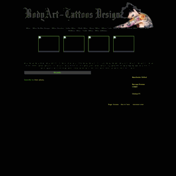 Bodyart-tattoo-design.blogspot.com thumbnail